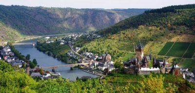נהרות הריין והמוזל