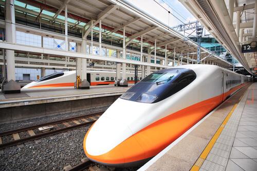 רכבות ביפן