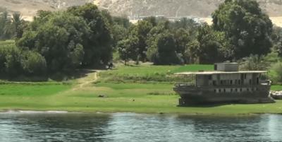 נהר הנילוס מצרים