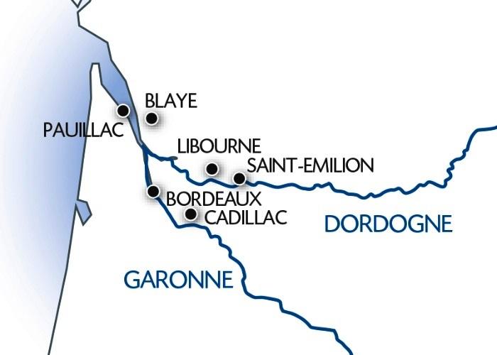 שייט נהרות בדרום צרפת